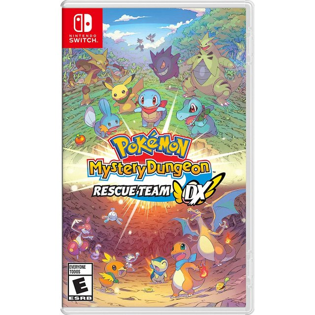 Pokemon Mystery Dungeon: Rescue Team DX (USED)