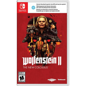 Wolfenstein II: The New Colossus (USED)