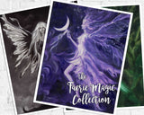 Faerie of Moonlight Art Print – from the Faerie Magic Collection