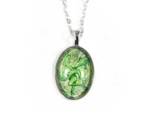 Earth Elemental Sprite Necklace