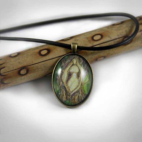 Tree Goddess Necklace