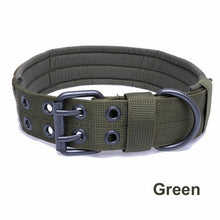 Load image into Gallery viewer, K9 Tactical Dog Collar