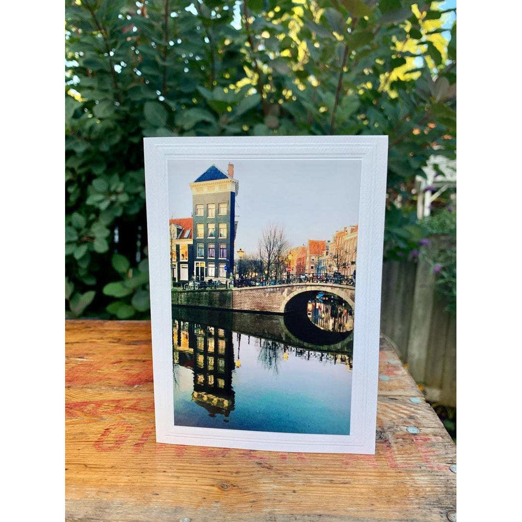 Canal View, Note Card, Blank Inside