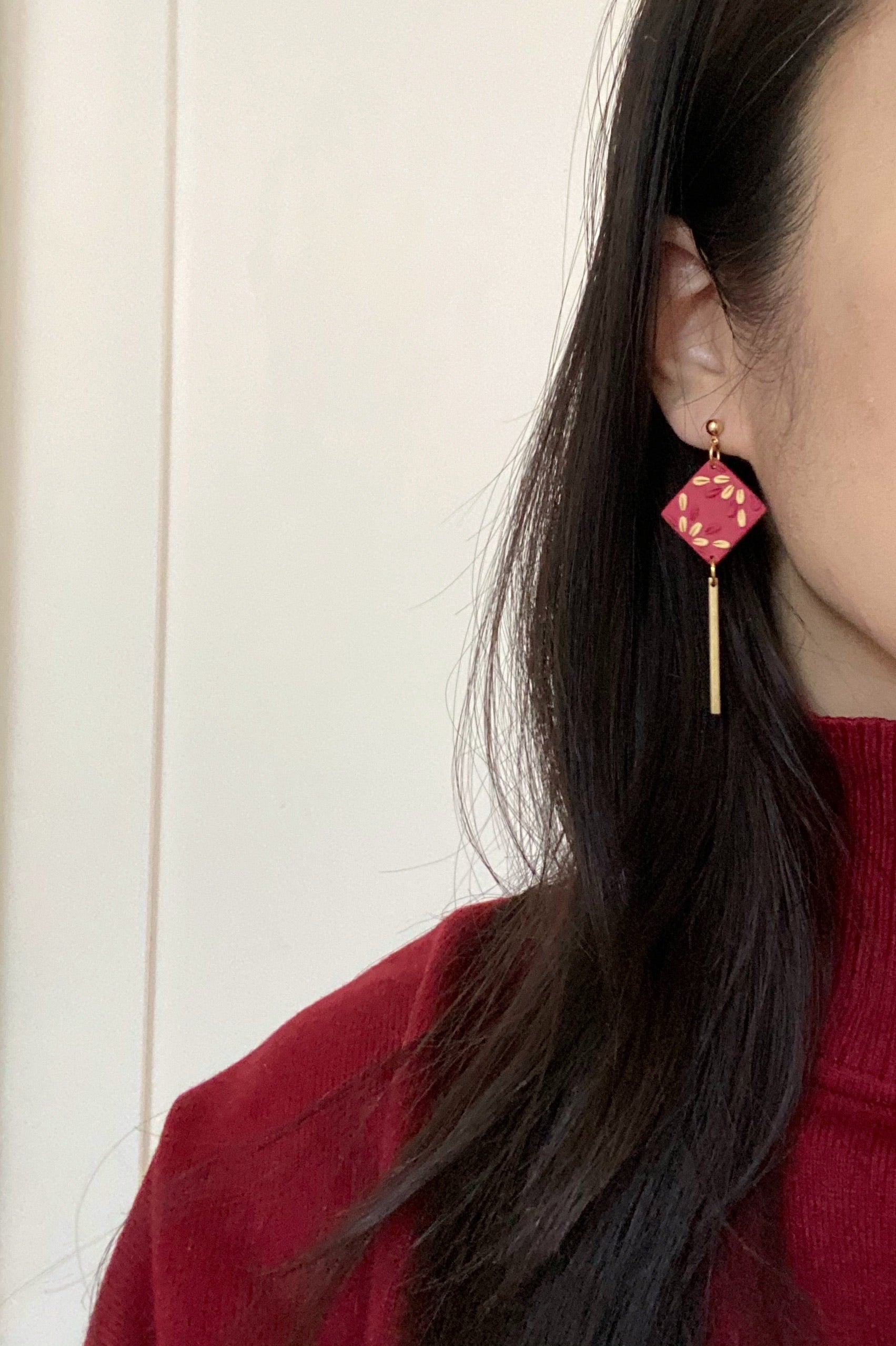 Lunar New Year Couplet Dangle