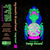 Teenage Gizzard Blue & Green Glitter Cassette (Bootleg by Haunted Birthday Records)