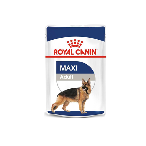 Royal Canin Maxi Adult in Gravy