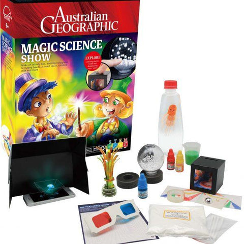 Australian Geographic My First Magic Kit - The Present Factory