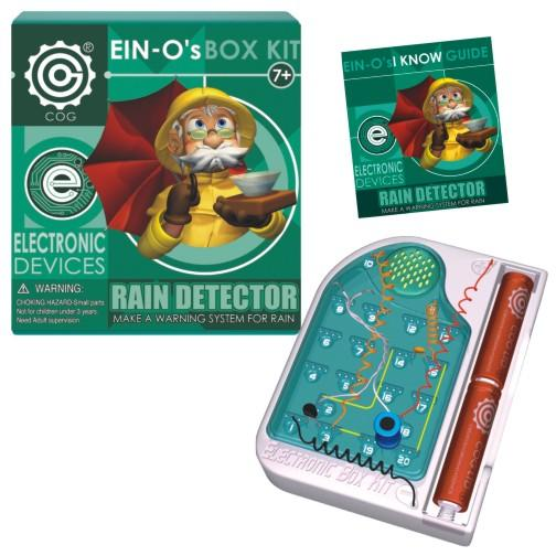 'Ein-O Science' rain detector kit - The Present Factory