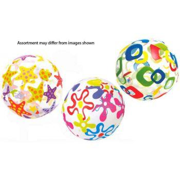 Intex beach ball 51cm (random selection) - The Present Factory