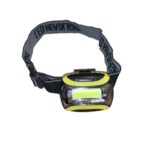 LED headlamp - The Present Factory