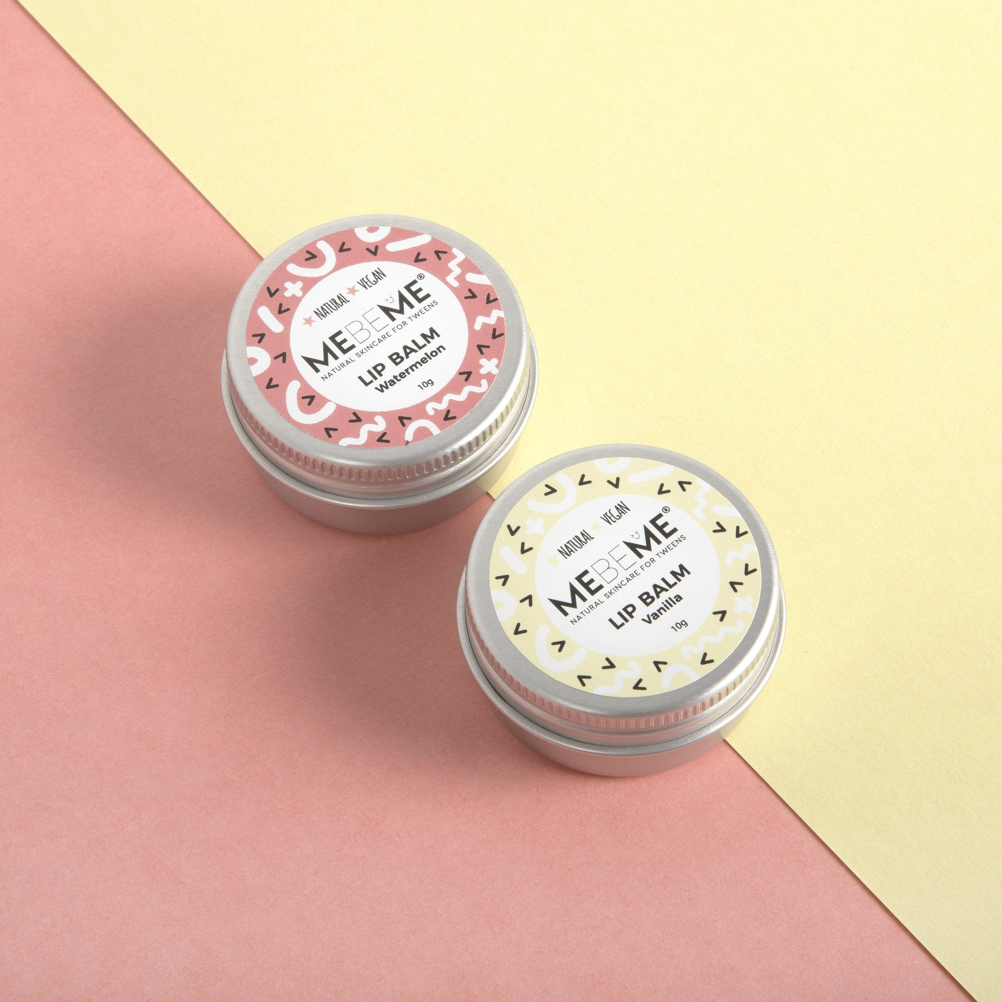 'MeBeMe' lip balm - vanilla - The Present Factory