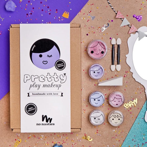 'No Nasties' deluxe pretty play make-up kit - nancy - The Present Factory