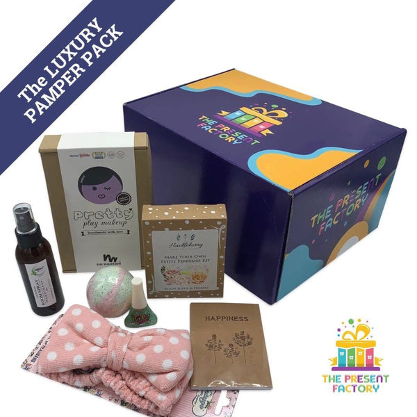 The LUXURY PAMPER PACK - The Present Factory