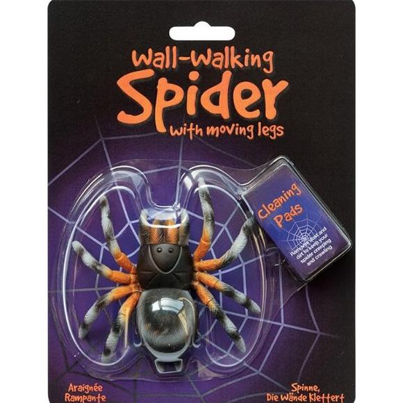 Wall walking spider - The Present Factory