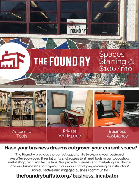 Space Available @ The Foundry!!