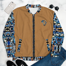 Load image into Gallery viewer, Shango Unisex Bomber Jacket