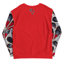 Load image into Gallery viewer, Limited Edition Black History Unisex Sweatshirt (Red)