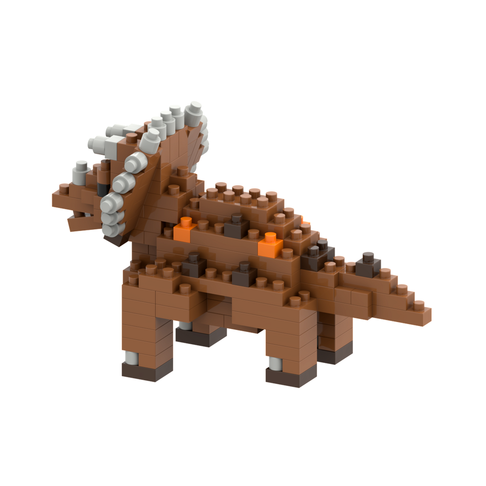 BRIXIES Triceratops
