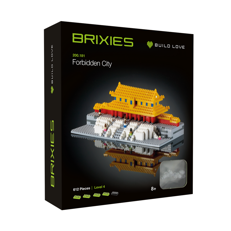 BRIXIES Forbidden City