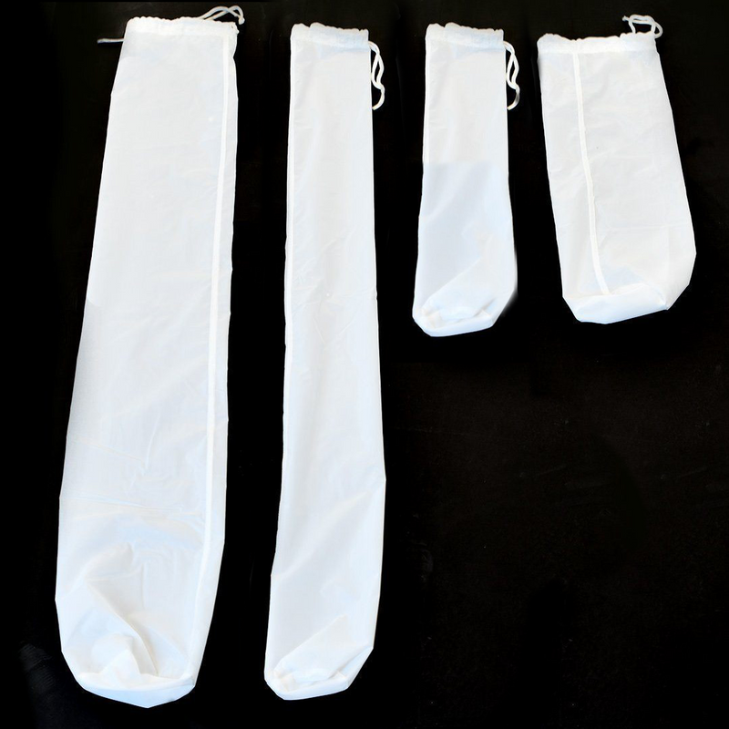 Material Socks in different sizes
