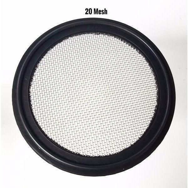"6"" Viton Screen Gasket with 20 Mesh"