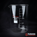 Borosilicate Graduated Glass Beaker with Spout - Xtractor Depot