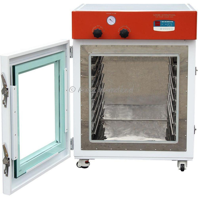 "UL/CSA Listed-AI Elite Series: 7.6 Cu Ft 24x24x24"" Vacuum Oven w/ 7 Aluminum Shelves - Xtractor Depot"
