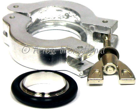 xtractor depot KF25 quick clamp and centering ring