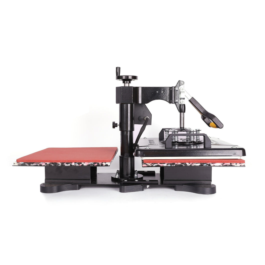12 x 15 Inch DOUBLE?€€Heat Press Machine for Professional Commercial DIY - Kaiezen