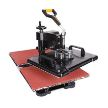 Load image into Gallery viewer, 12 x 15 Inch DOUBLE?€€Heat Press Machine for Professional Commercial DIY - Kaiezen
