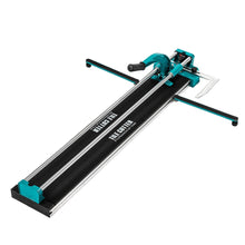 "Load image into Gallery viewer, Manual Tile Cutter 48"" Cutting Length Professional Porcelain Ceramic Floor Tile Cutter Machine - Kaiezen"
