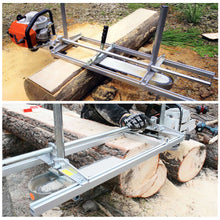 Load image into Gallery viewer, Portable Chainsaw Mill, Fits Chainsaw Bars from 14 Inches to 24 Inches (14''~24'') - Kaiezen