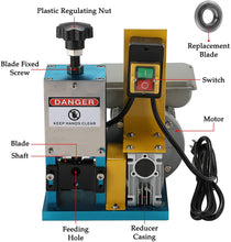 Load image into Gallery viewer, Wire Stripping Machine Portable Scrap Cable Stripper for Scrap Copper Recycling