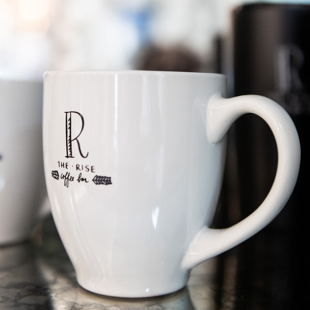 The Rise Coffee Bar Mug
