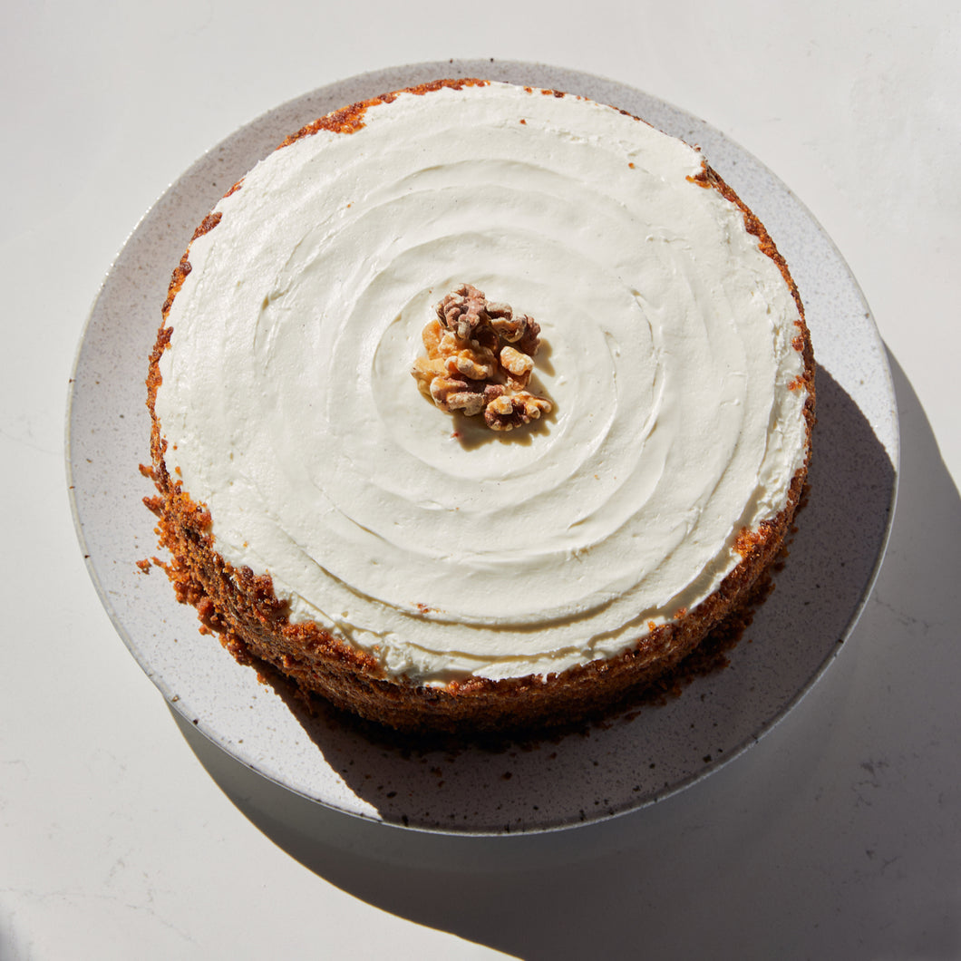 Lowcountry Carrot Cake by The Watch Rooftop