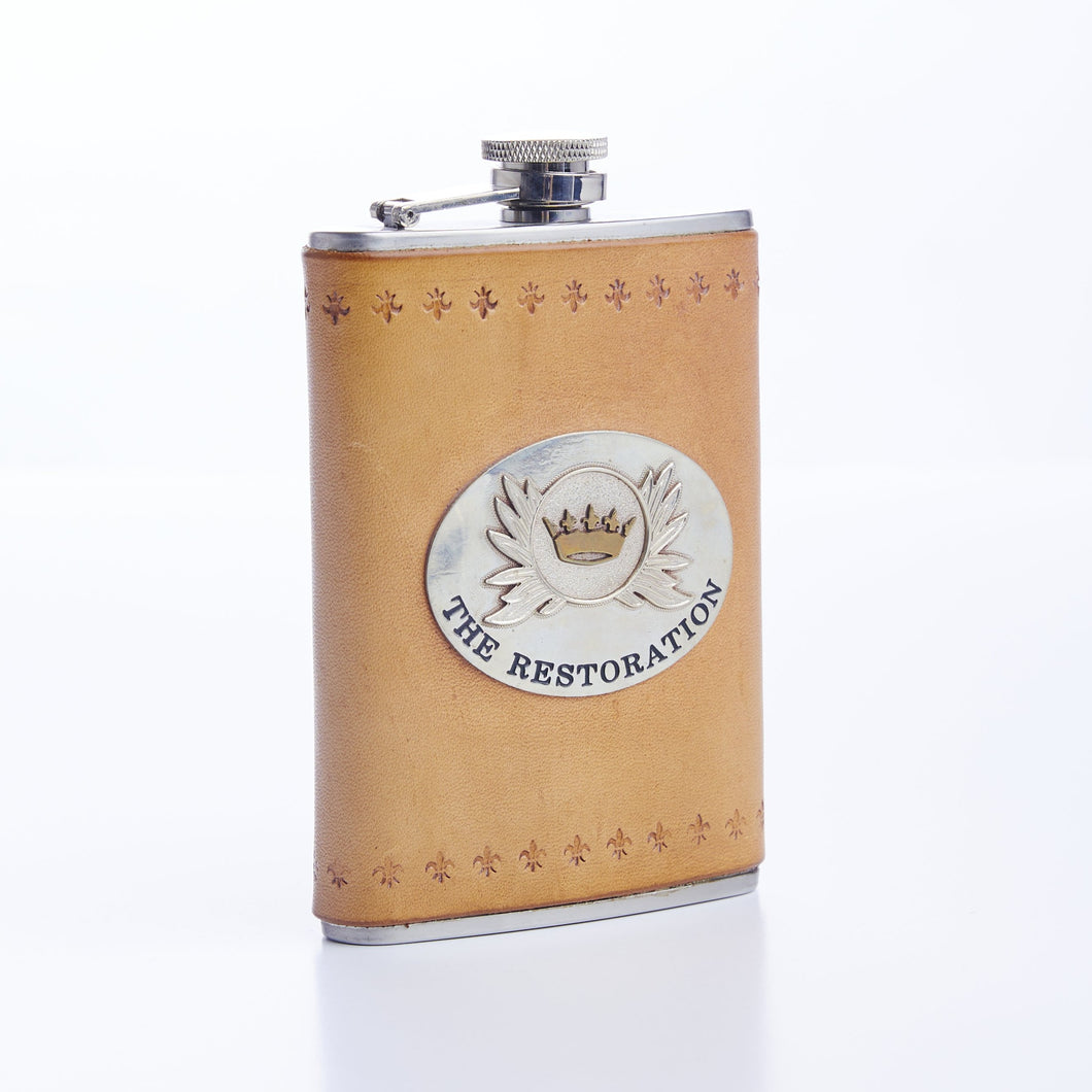 The Restoration Signature Flask