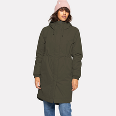Selfhood 77159 Hooded Coat (army)