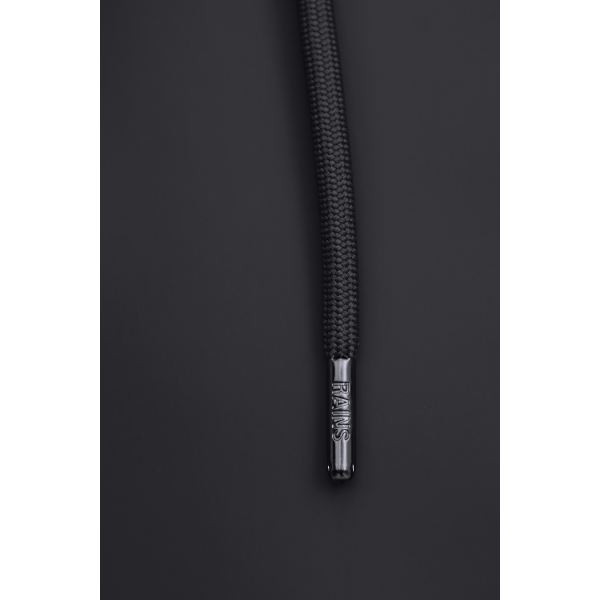 Rains A-Line Jacket (black)