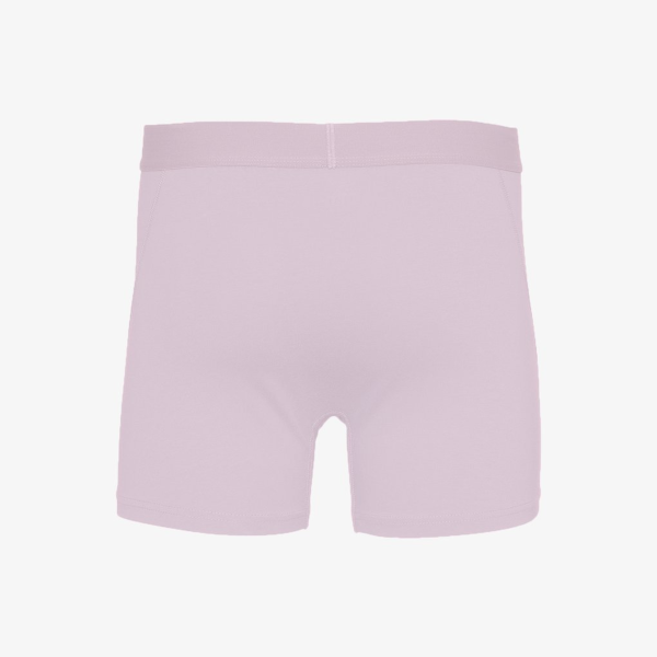 Colorful Standard Classic Organic Boxer Briefs (faded pink)