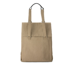 Qwstion Flap Tote Medium (sand)