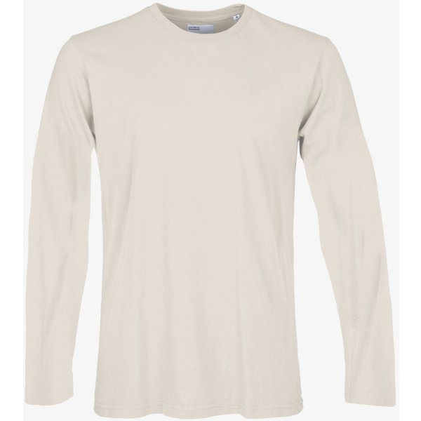 Colorful Standard Classic Organic LS Tee (ivory white)