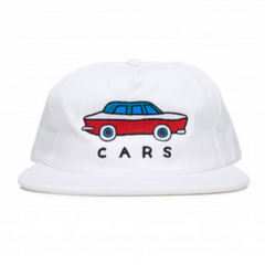 Parra Gary 5 Panel Hat (white)