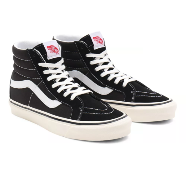 Vans Sk8-Hi 38 DX (black/true white)