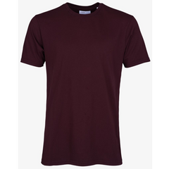 Colorful Standard Classic Organic Tee (oxblood red)