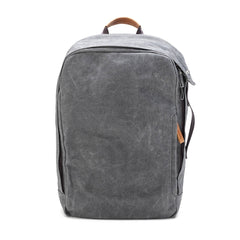 Qwstion Backpack (organic washed grey)
