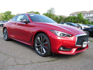 Q60 Carbon Mirror Covers