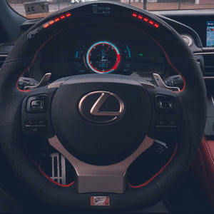 Lexus LED Steering Wheel