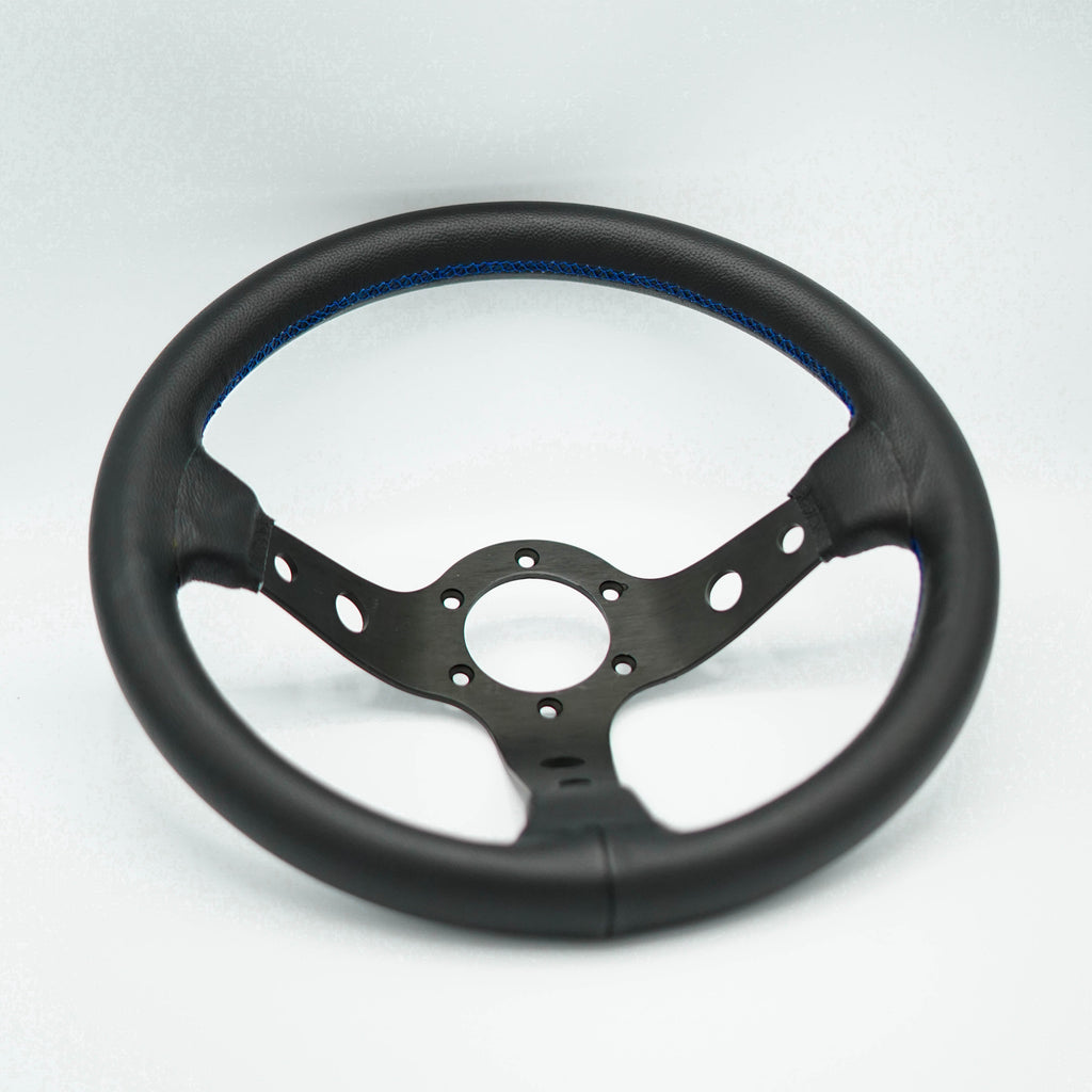 Daytona Leather Race Wheel