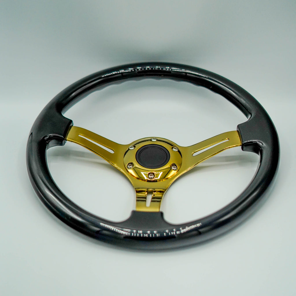 24k Race Steering Wheel