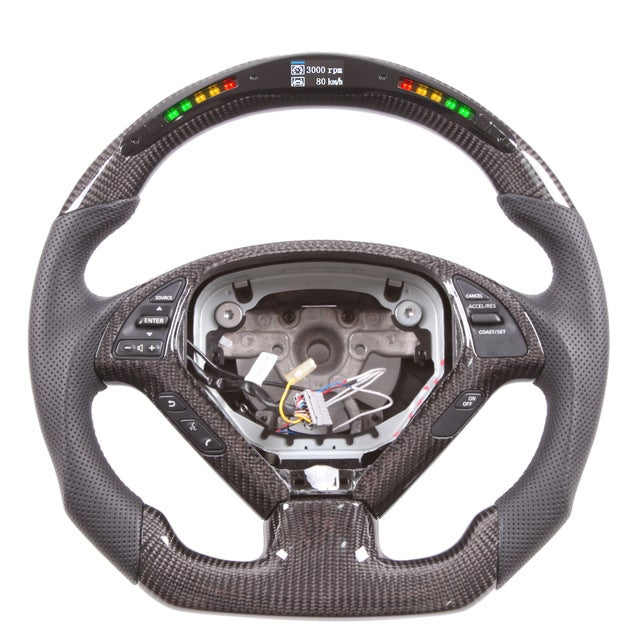 G37 LED Steering Wheel